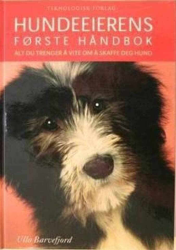 Hundeeierens første håndbok