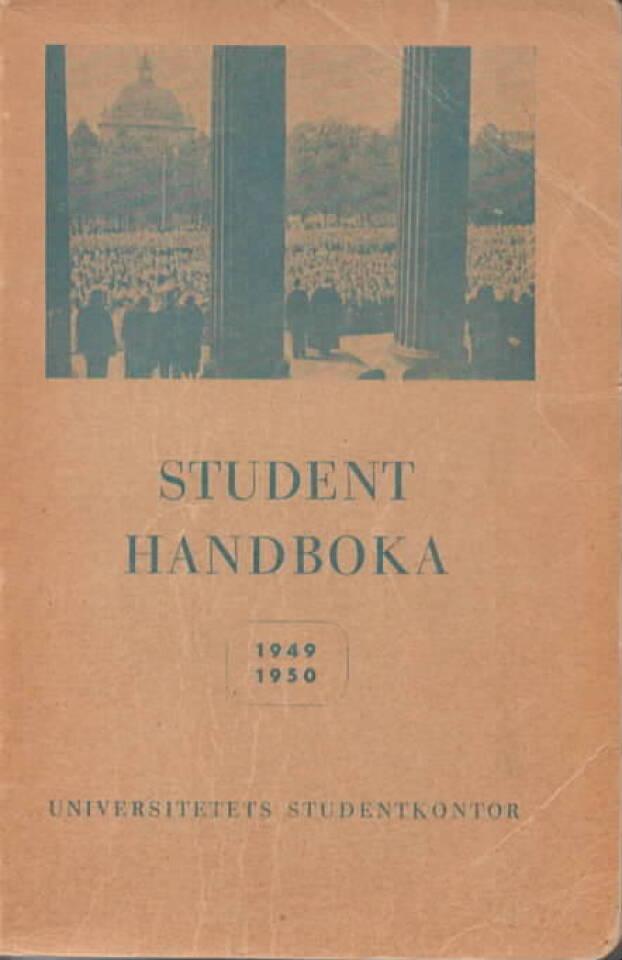 Studenthandboka 1949-1950