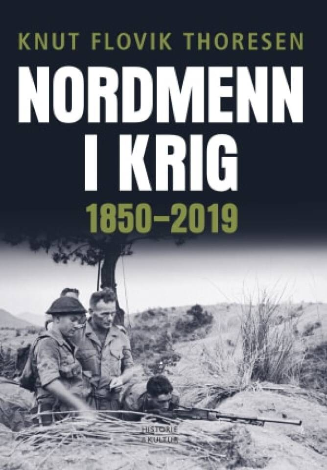 Nordmenn i krig. 1850-1920