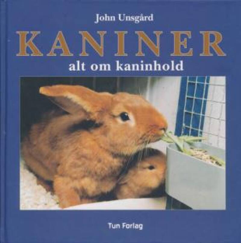 Kaniner - alt om kaninhold
