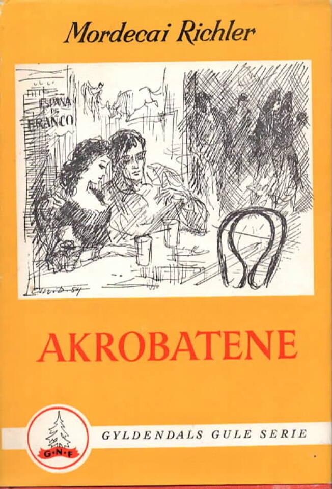 Akrobatene