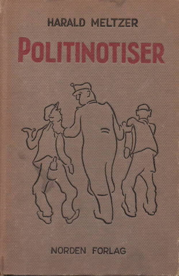 Politinotiser