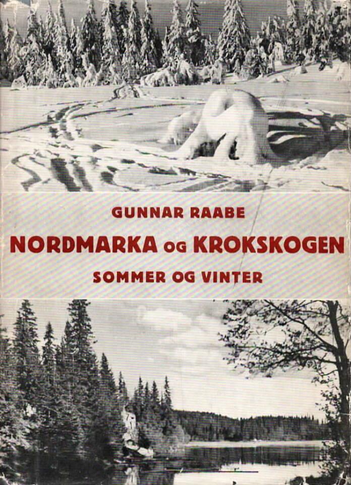 Nordmarka og krokskogen