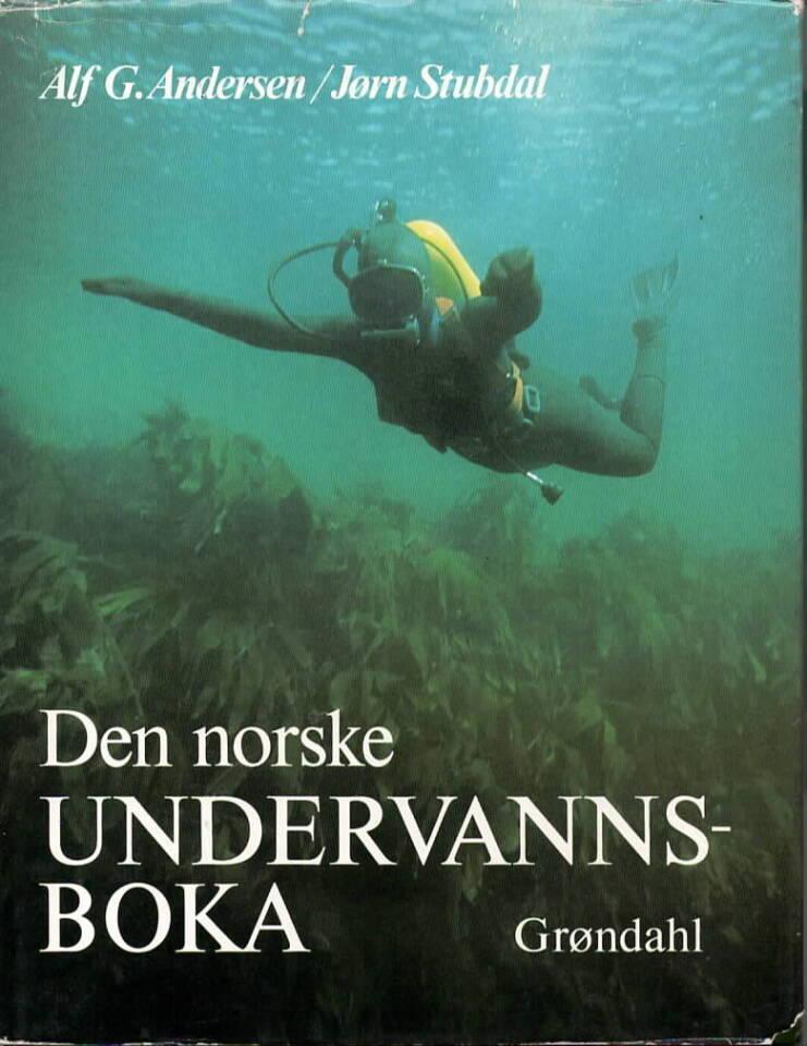 Den norske undervannsboka