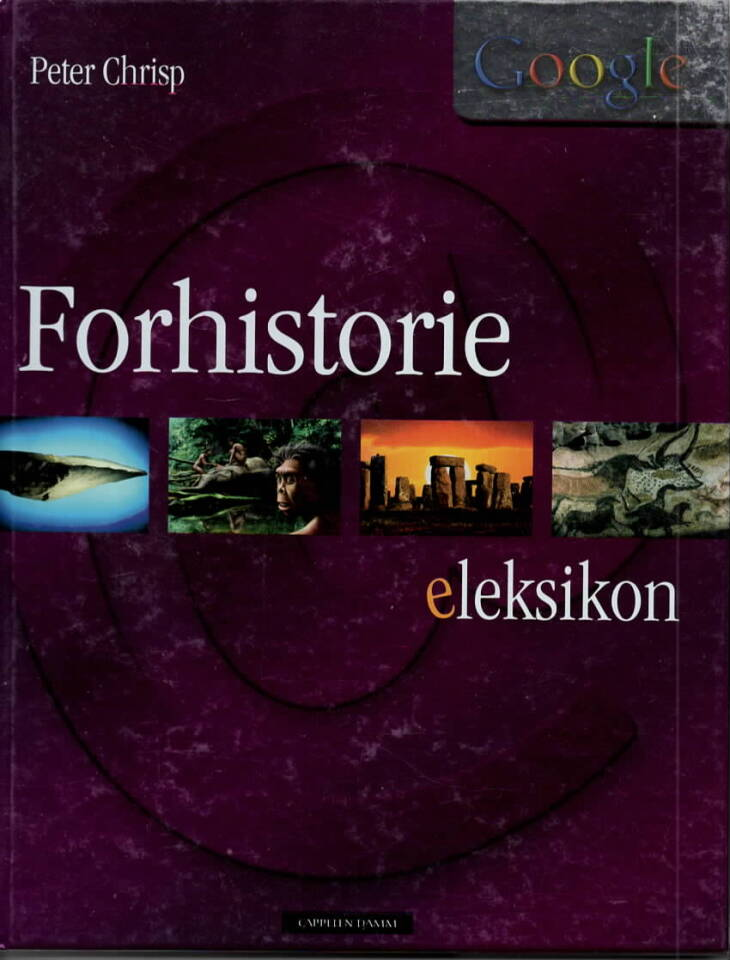 Forhistorie - eleksikon