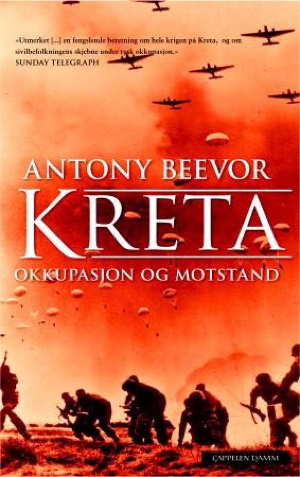 Kreta. Okkupasjon og motstand