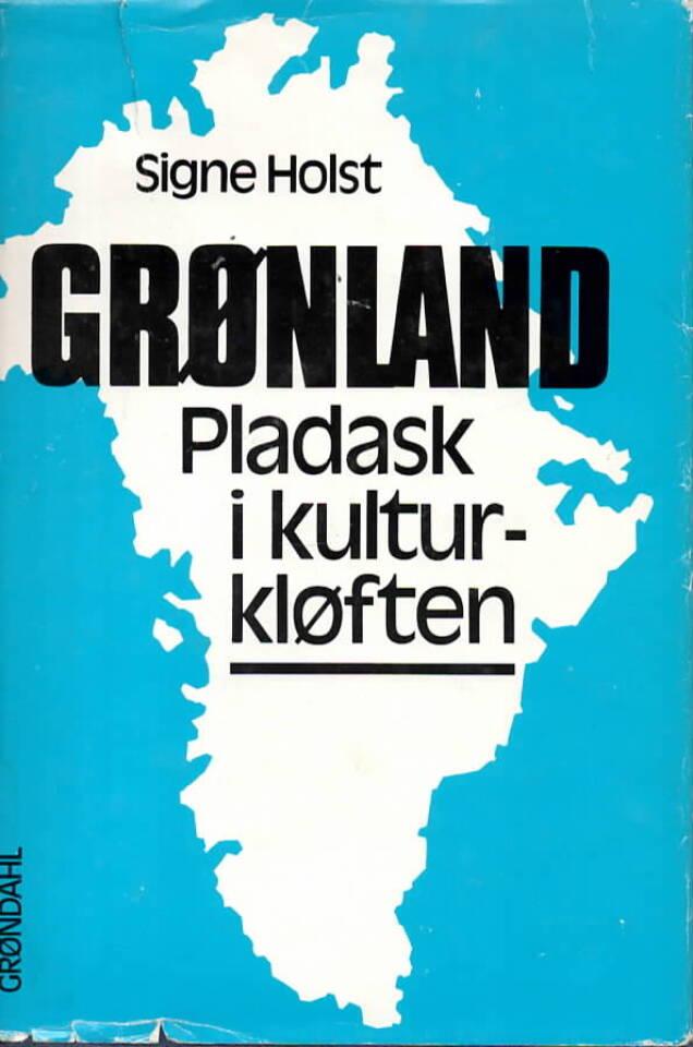 Grønland – Pladask i kulturkløften