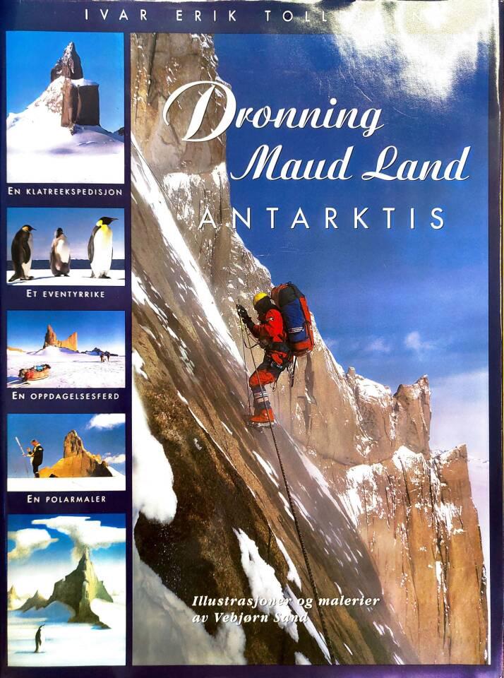 Dronning Maud Land. Signert