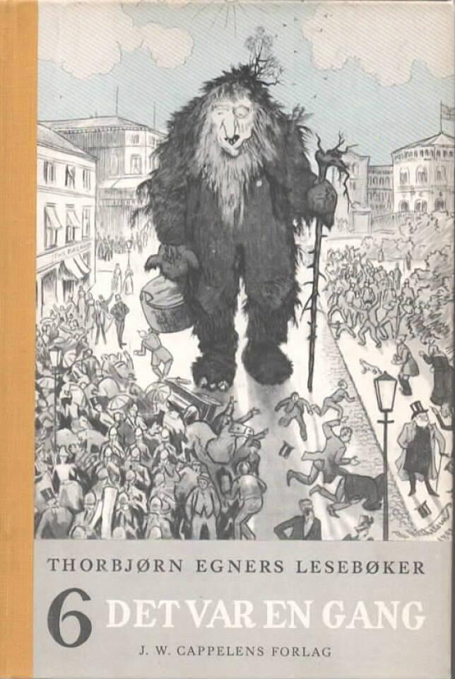 Egners Lesebøker – Det var en gang