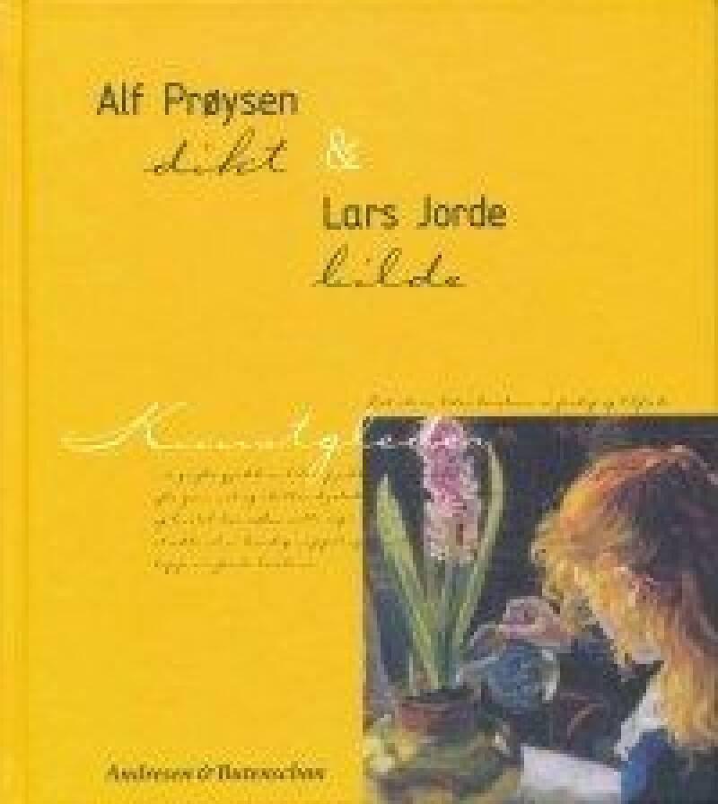 Kunstglede: Alf Prøysen & Lars Jorde