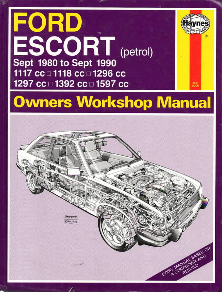 Ford Escort owners workshop manual