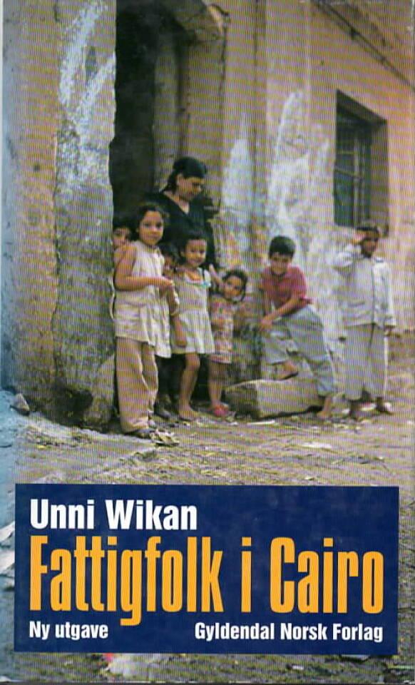 Fattigfolk i Cairo