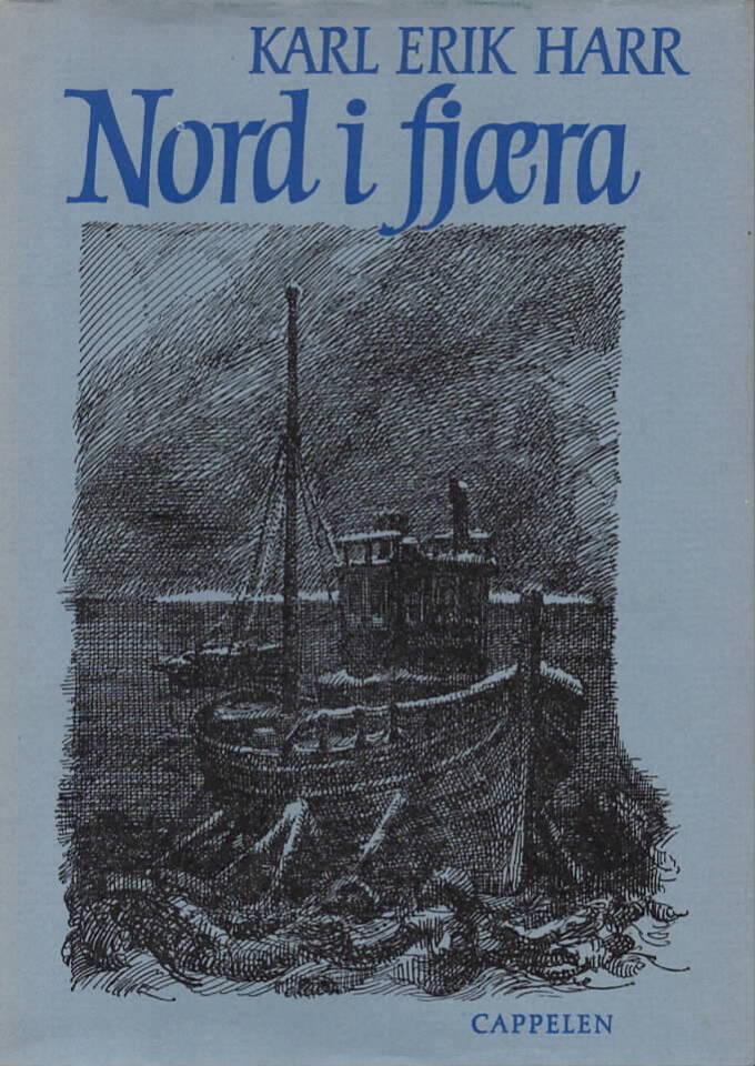 Nord i fjæra