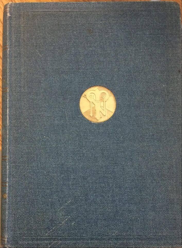 Den norske turistforenings årbok 1934