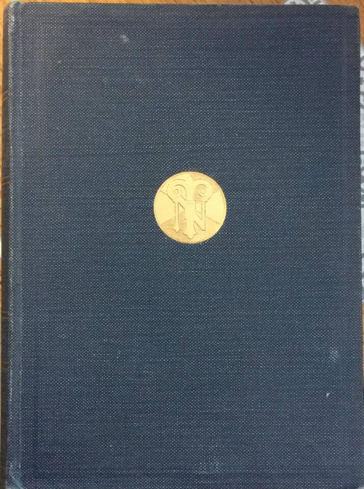 Den norske turistforenings årbok 1933