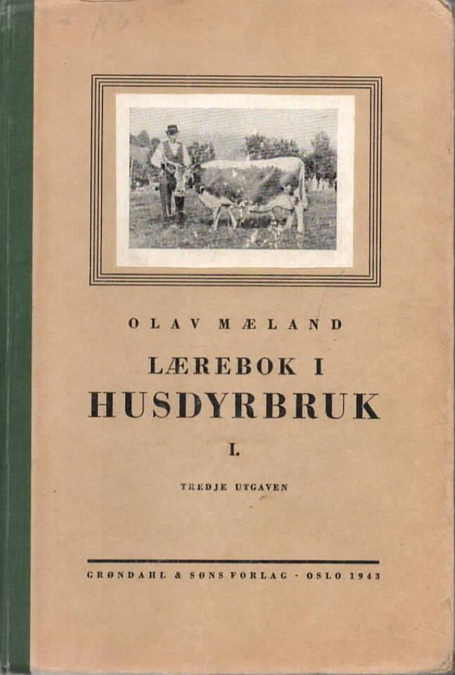 Lærebok i husdyrbruk