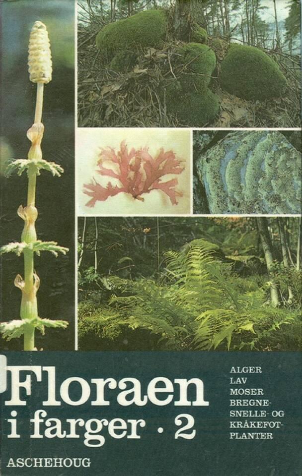 Floraen i farger. 2