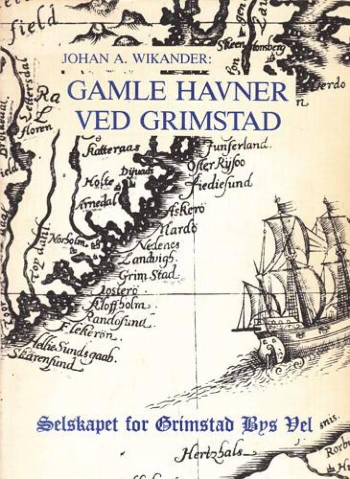 Gamle Havner ved Grimstad