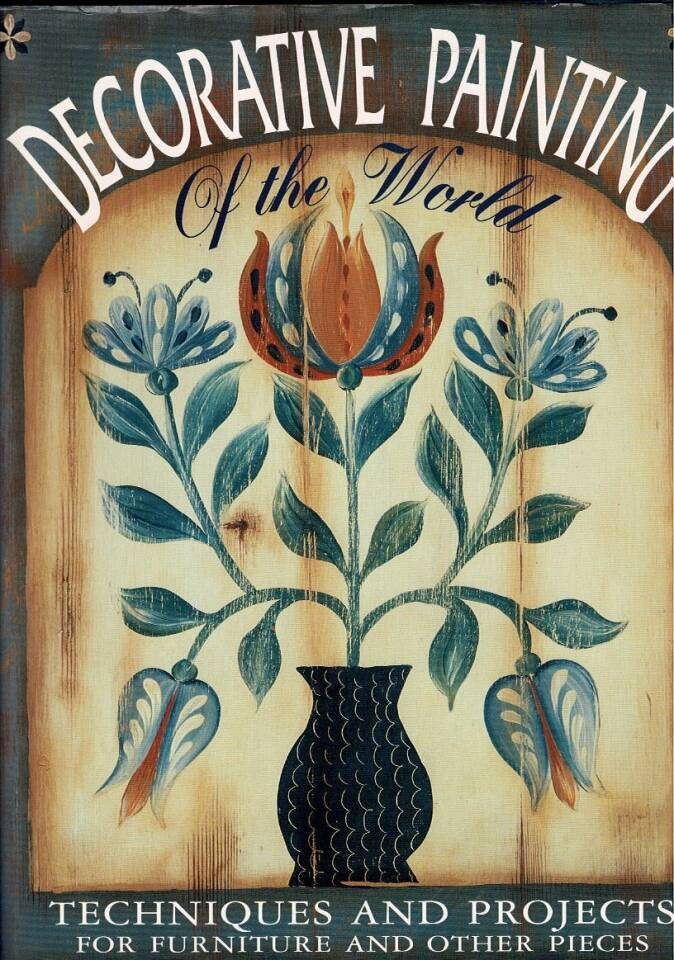 Decorative painting of the World