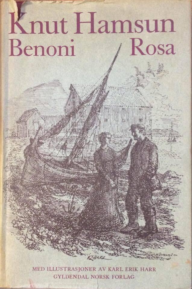 Benoni. Rosa