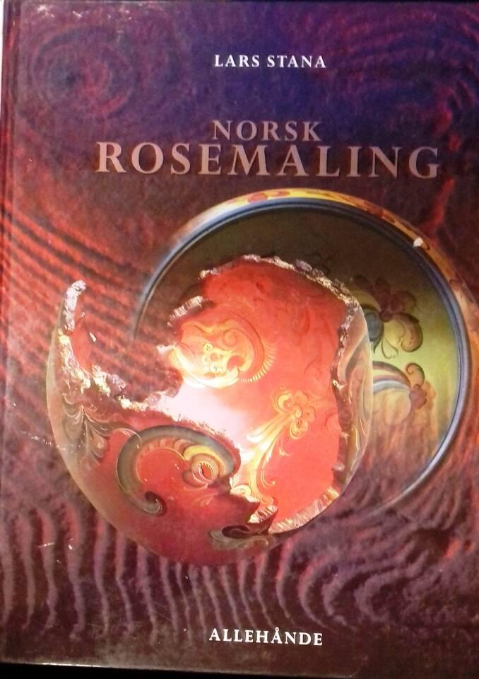 Norsk rosemaling