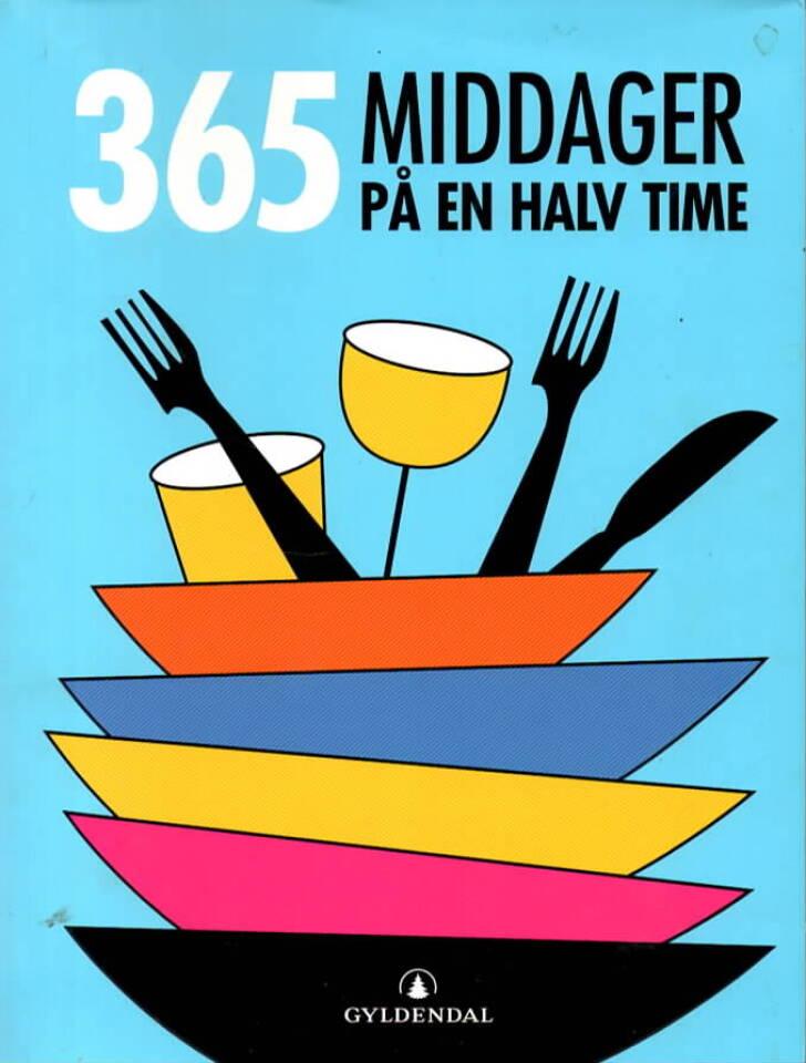 365 middager på en halv time