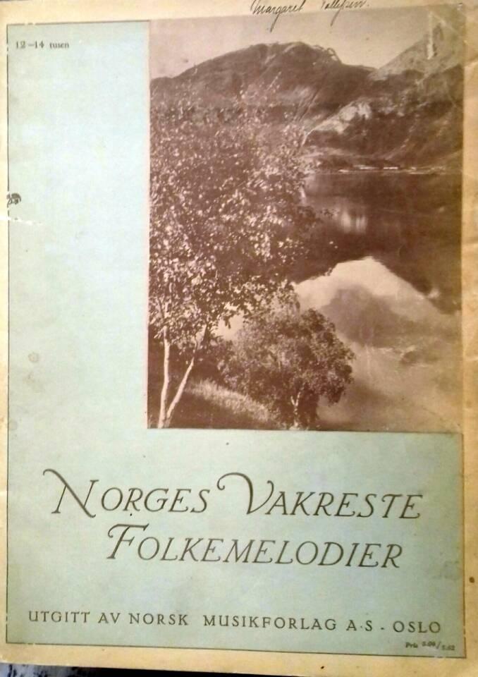 Norges vakreste folkemelodier