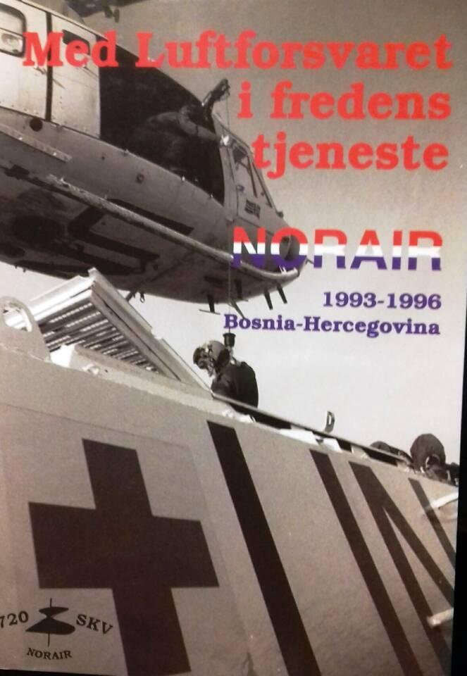 Med Luftforsvaret i fredens tjeneste