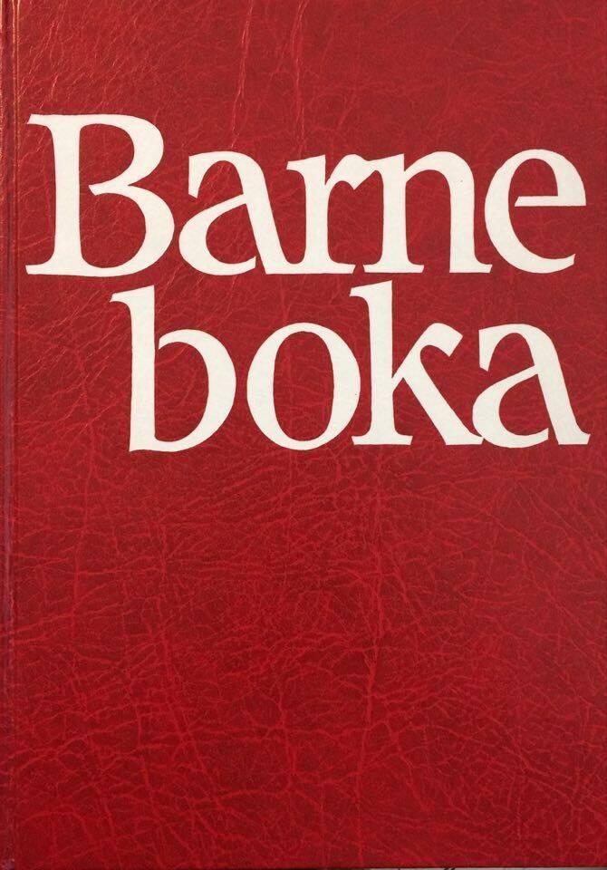 Barneboka