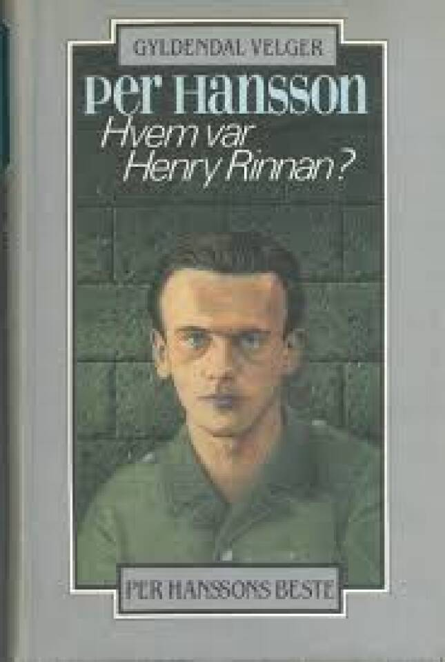 Hvem var Henry Rinnan?