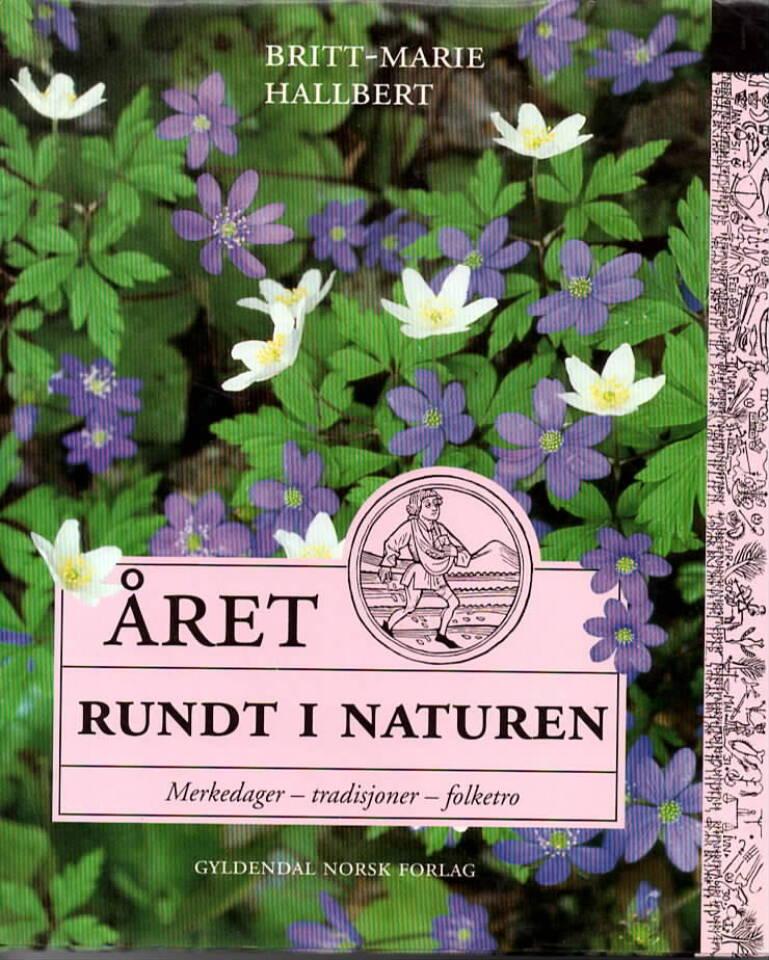Året rundt i naturen – merkedager, tradisjoner, folketro
