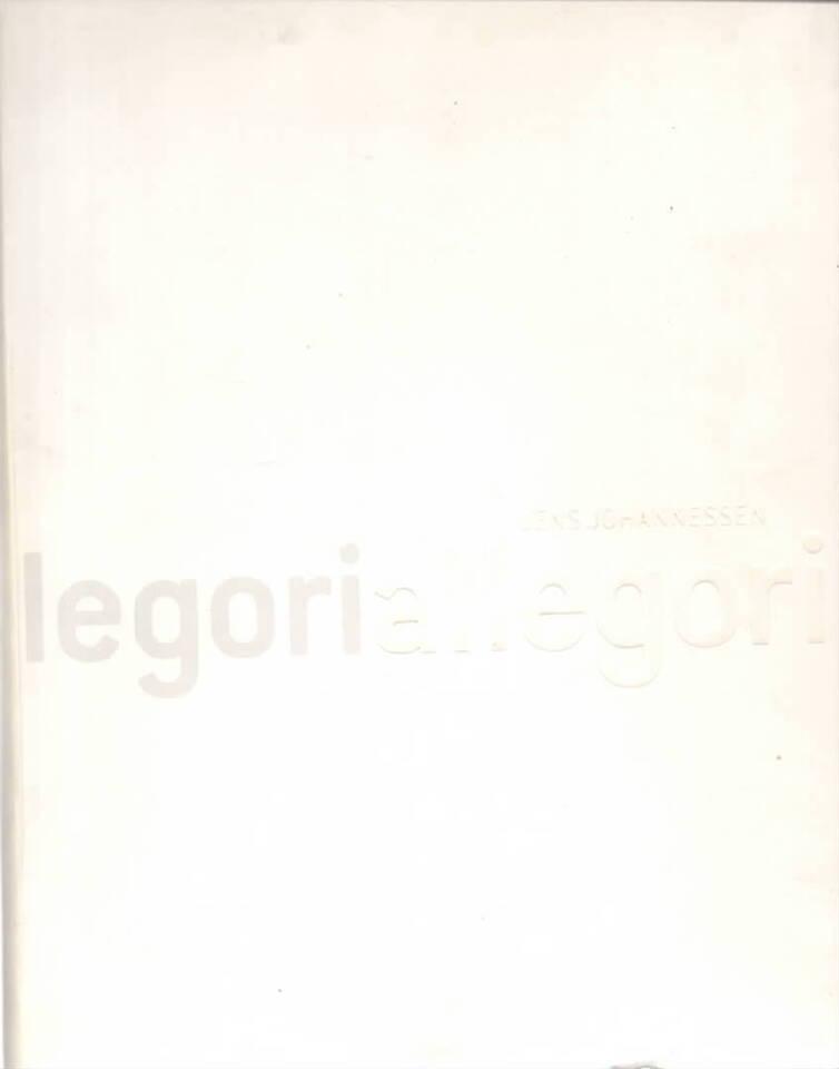Allegoria – utvalgte arbeider 1962-1998