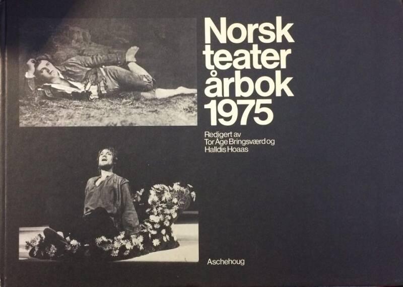 Norsk teater årbok 1975