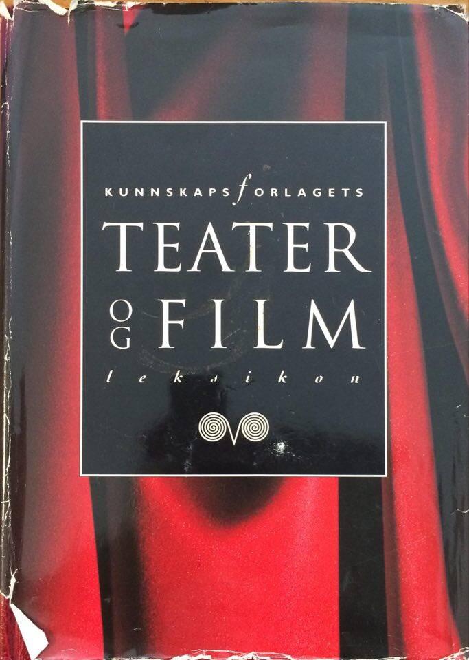 TEATER OG FILM LEKSIKON