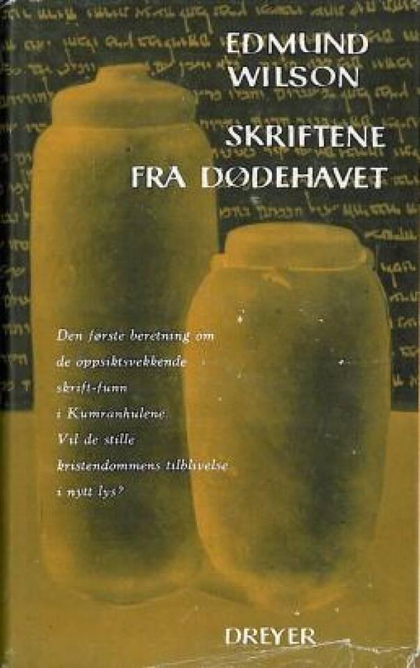 Skriftene fra Dødehavet