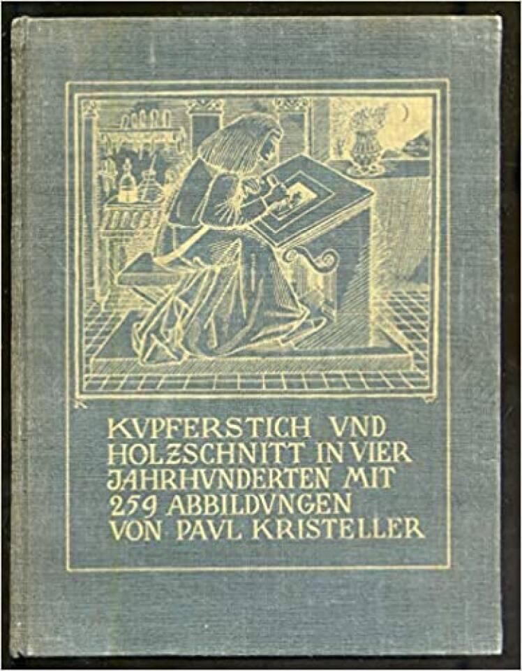 Kuperstich und Olzschnitt in vier Jahrhunderten