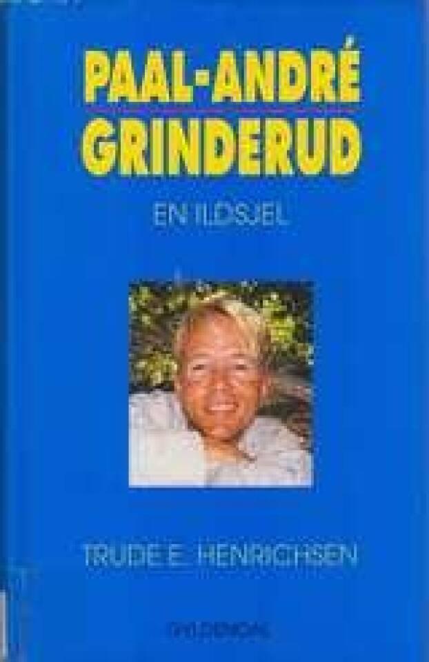 Paal-Andrè Grinderud - en ildsjel