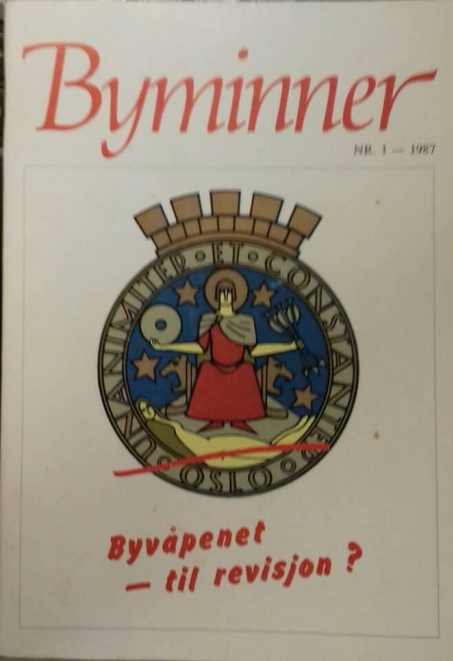 Byminner Nr. 1 - 1987