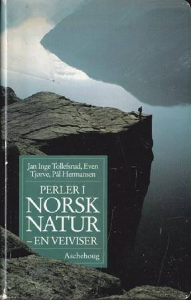 PERLER I NORSK NATUR- en veiviser