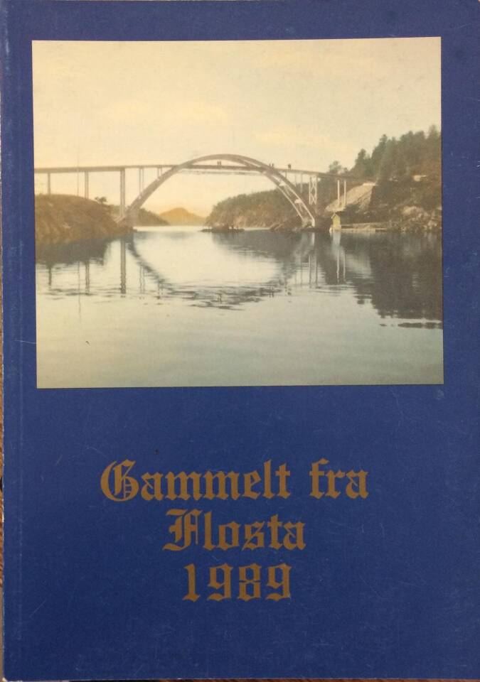 Gammelt fra Flosta 1989