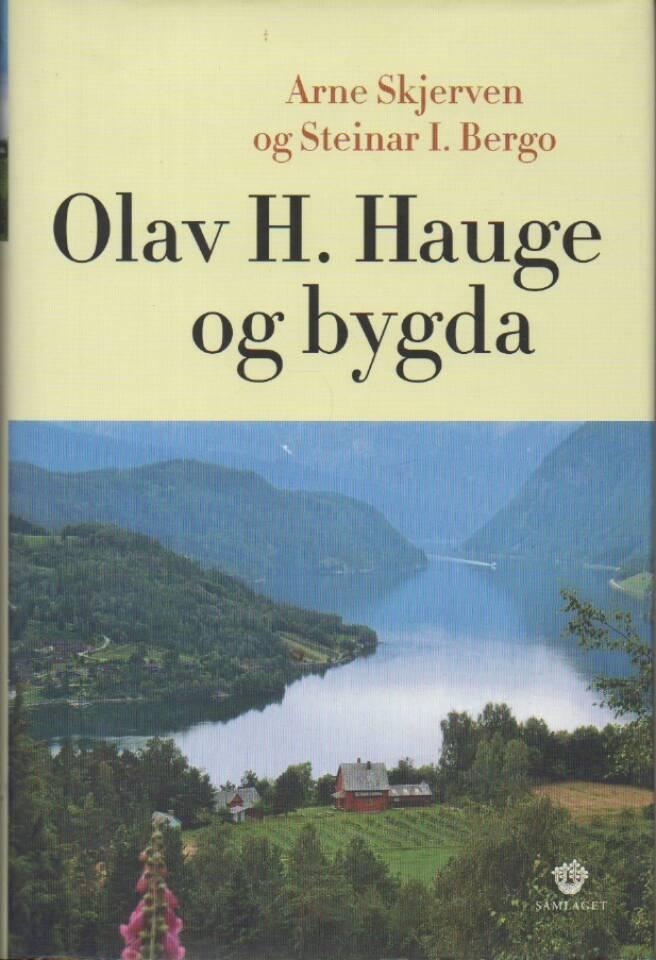 Olav H. Hauge og bygda