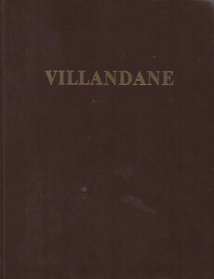 Villandane – Ein etterrøknatdi norsk ættesoge