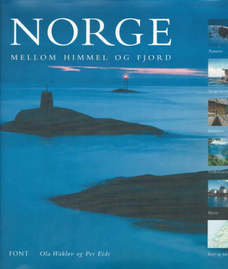 Norge mellom himmel og fjord