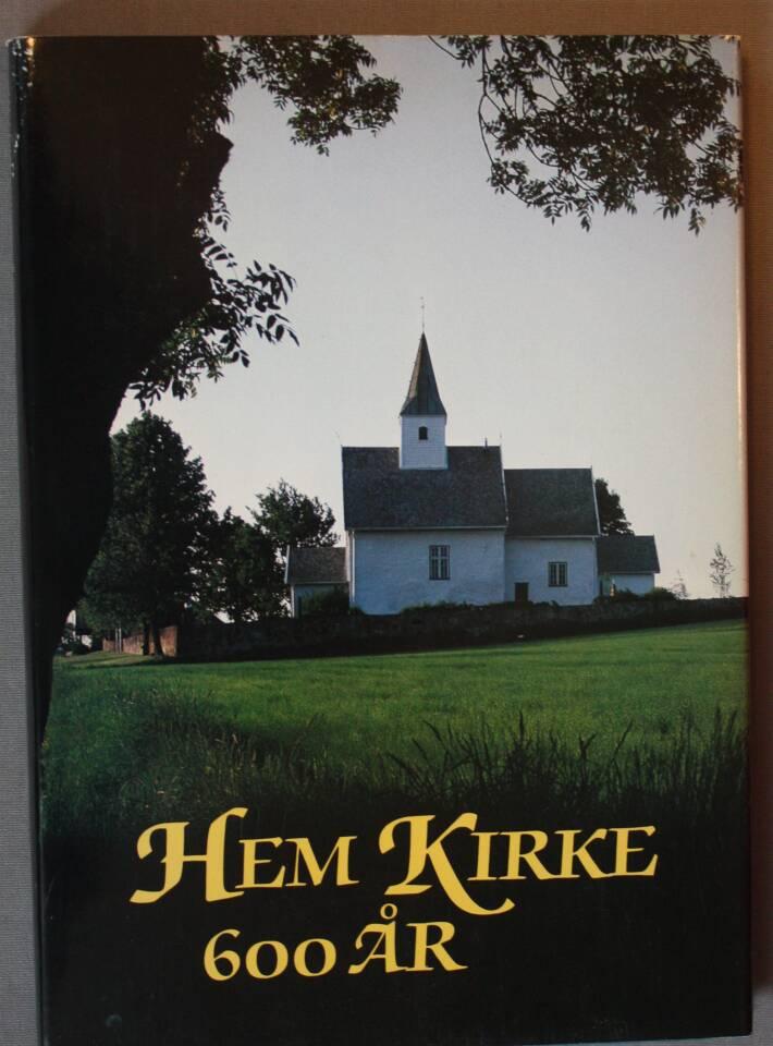 HEM KIRKE 600 ÅR 1992