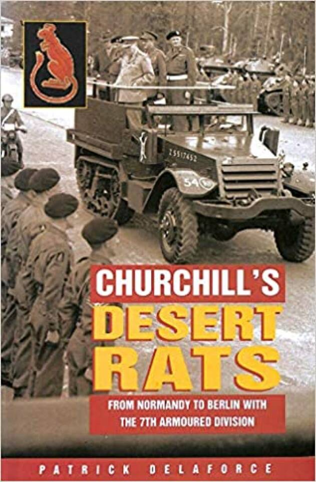 Churchill's Desert Rats.
