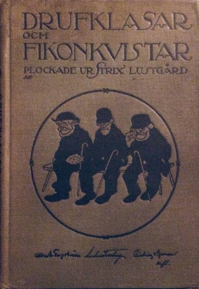 Drufklasar och Fikonkvistar