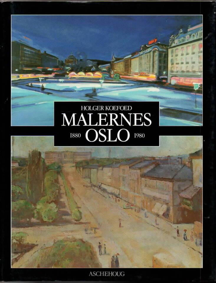 Malernes Oslo – 1880–1980