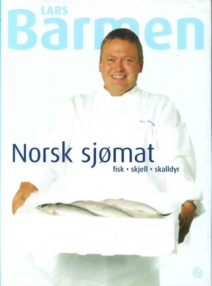 Norsk sjømat – fisk, skjell, skalldyr