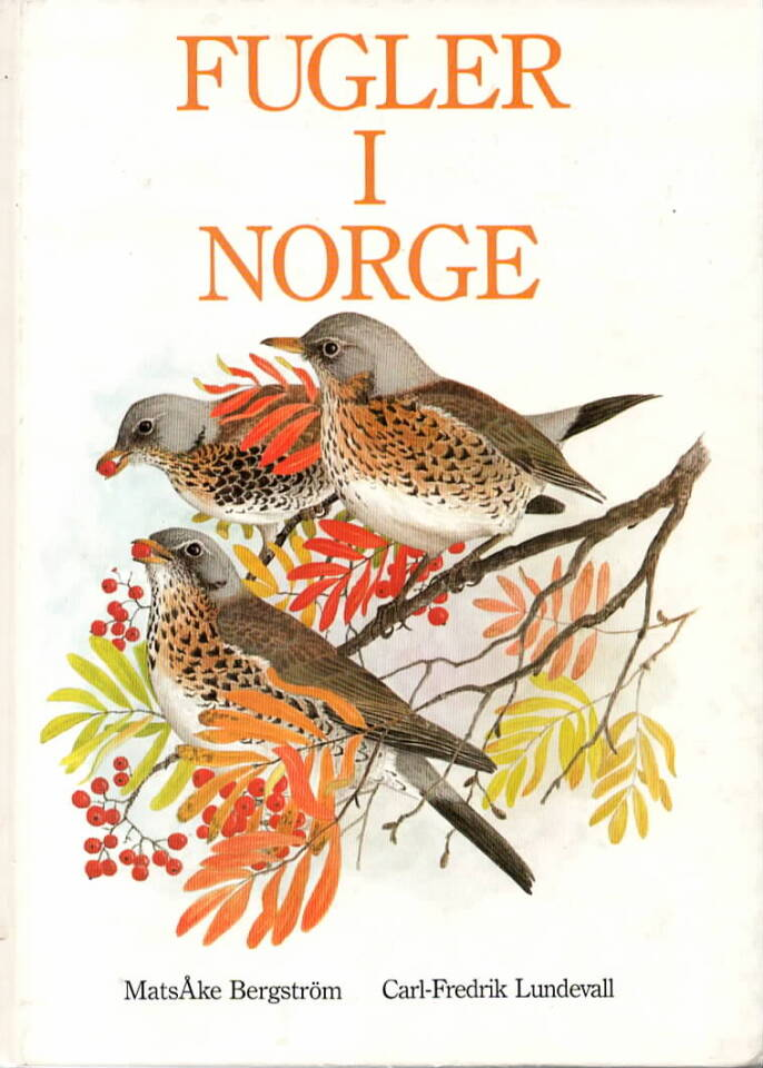 Fugler i Norge