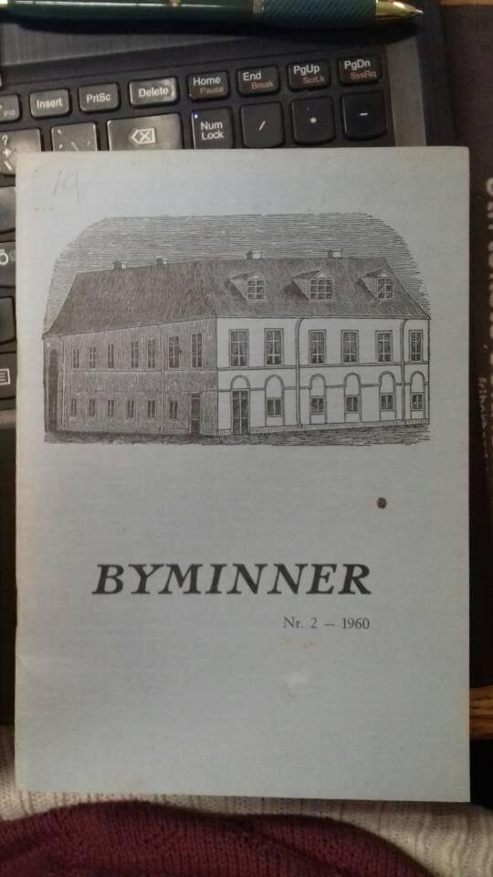 Byminner Nr. 2 - 1960